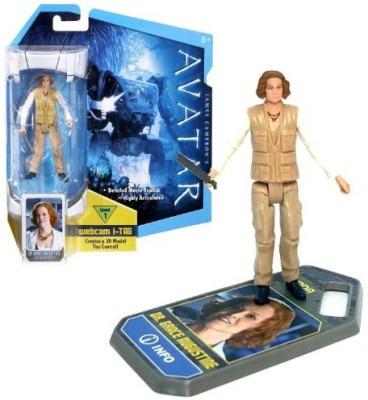 James Cameron Avatar Mattel Year 2009 James Cameron,S Avatar Highly Articulated