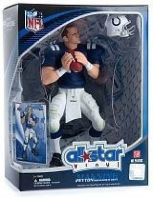 NFL Peyton Manning 2008 All Star 9 Inch Vinyl Indianapolis