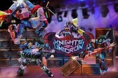 Transformers Sdcc 2014 Exclusive 30Th Anniversary Knights Of Unicron
