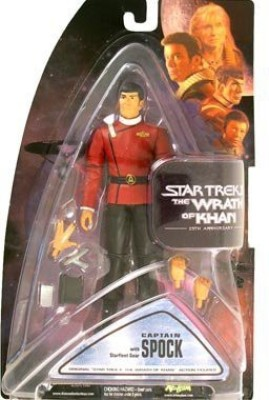 Diamond Comic Distributors Star Trek The Wrath Of Khan Series 2 Captain Spock