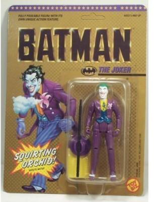 Batman Squirting Orchid The Joker 1989