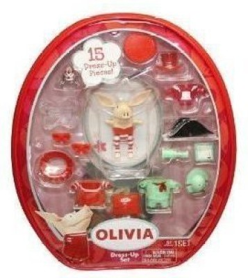 Spin Master Olivia Figure Set With Vinyl Bag