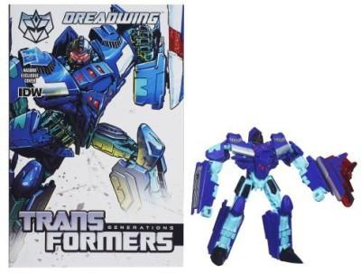 Transformers Generations Deluxe Class Dreadwing