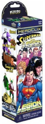 WizKids 1 X Heroclix Legion Of Superheroes Booster Pack