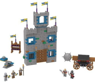 Toys R Us K,Nex True Legends Fortress Siege