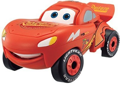 Hatch ,n Heroes Cars Lightning Mcqueen Transforming