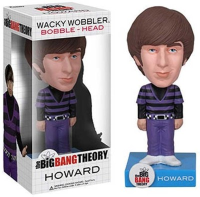 Funko The Big Bang Theory Howard Bobble Head