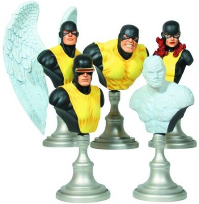 Bowen Designs Original Xmen Minibusts5Pack