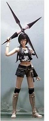 Square Enix Final Fantasy VII Movie Advent Children Series 2 Action Figure Yuffie Kisaragi