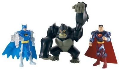 Mattel Batman Stealth Strike Gorilla Attack Battle Pack