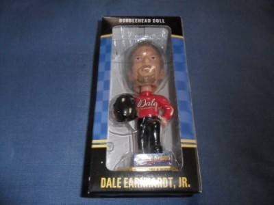 Nascar 2003 Napa Racing Dale Earnhardt Jr 8 Dei Bobblehead Doll