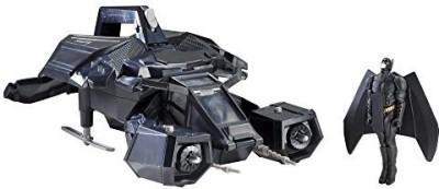Mattel Batman The Dark Knight Rises The Bat Vehicle