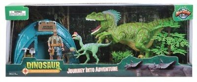 Adventure Planet Series 3 Discovery Expeditions Dinosaur Explorer Set