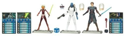 Star Wars The Clone Wars Battle Packs Cad Bane,S Escape Set