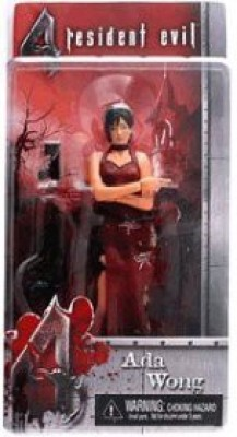 Resident Evil NECA4 Series 1 Action Figure Ada Wong