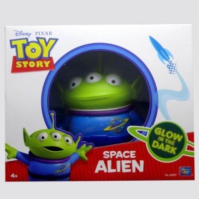 Disney Story 3 Exclusive Glow In The Dark Mini Space Alien