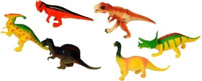 Montez Dinosaurs Set Of 6