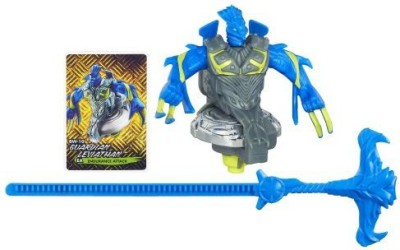 Beyblade Shogun Steel Beywarriors Bw10 Guardian Leviathan Battler