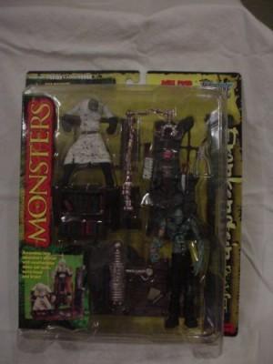 McFarlane Toys Monsters Series 1 Frankenstein Playset