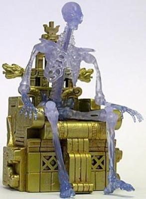 Hasbro Indiana Jones Kingdom Of The Crystal Skull Crystal