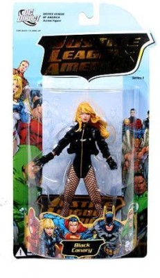 DC Direct Justice League Of America Series 1 > Black Canary