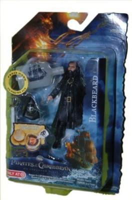 Jakks Pacific Pirates Of Carribean Magic Reveal Blackbeard 4