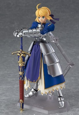 Good Smile Fate/Stay Night Saber Figma 20