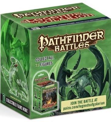 Paizo Publishing WizKids Games Pathfinder Battle Legends Of Golarion Gargantuan Green