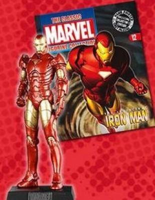 Marvel Classic Figurine Collection 12 Iron Man