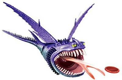 Dreamworks Dragons Defenders Of Berk Dragon Thunderdrum Purple