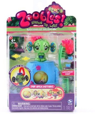 Zoobles Spring To Life Barnabus 207