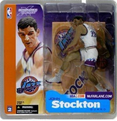 Unknown Mcfarlane Sportspicks Nba Series 2 John Stockton