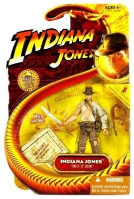 Lucas Film Ltd. Indiana Jones Movie Hasbro Series 4 Action Figure
