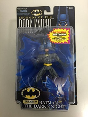 Kenner Batman Legends Of The Dark Knight Batman The Dark Knight
