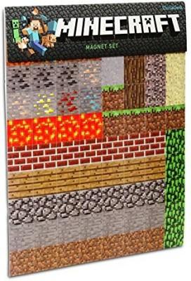 ThinkGeek 1 X Minecraft Sheet Magnets