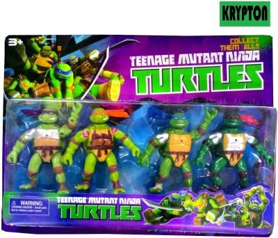 Krypton Teenage Mutant Ninja Turtles 51hdEC - ( Legendary Heros )