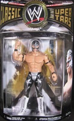 Jakks Pacific Rey Mysterio Jr Classic Superstars 24 Wwe Wrestling
