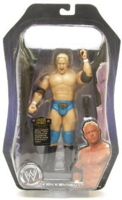 Jakks Pacific Wwe Ruthless Aggression Chase The Belt Series 19 Ken Kennedy