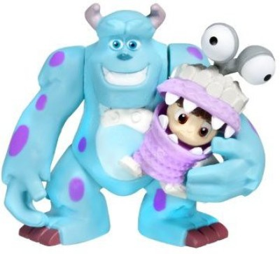 SpinMaster Monsters Inc Sulley And Boo 2