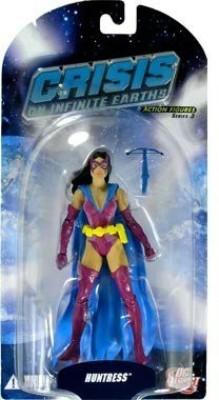 DC COMICS Crisis On Infinite Earths Series 3 Earth 2 Huntress