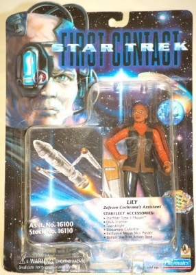 Star Trek First Contact Lily 6 Inch