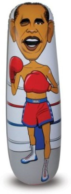 BigMouth Inc Obama Punching Bag
