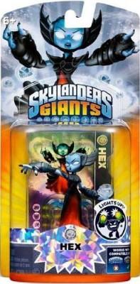 Skylanders Giants Lightcore Pack Hex