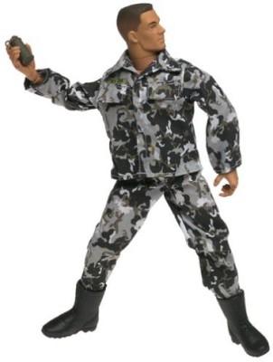 G I Joe Urban Camo Soldier