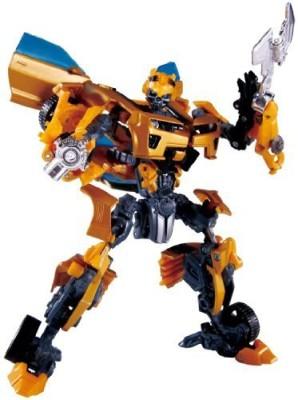 Takara Tomy Transformers Movie Ad08 Battle Blade Bumblebee