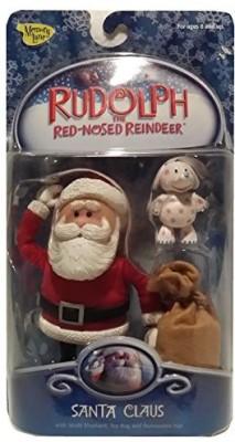 Memory Lane Rudolph The Rednosed Reindeer Santa Claus
