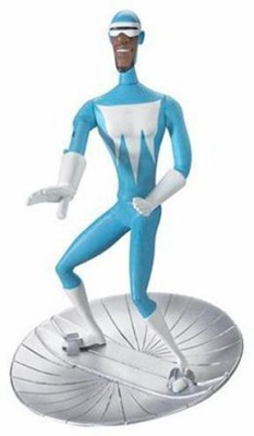 Hasbro The Incredibles Ice Frozone With Projecting Ice Crystal
