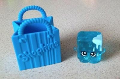 Shopkins 2014 Cool Cube 132 Season 1 (Special Edition)