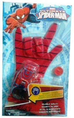Turban Toys Ultimate Spiderman Gloves