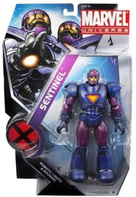 Hasbro Sentinel Sdcc Marvel Universe Masterworks 17 Inch Exclusive